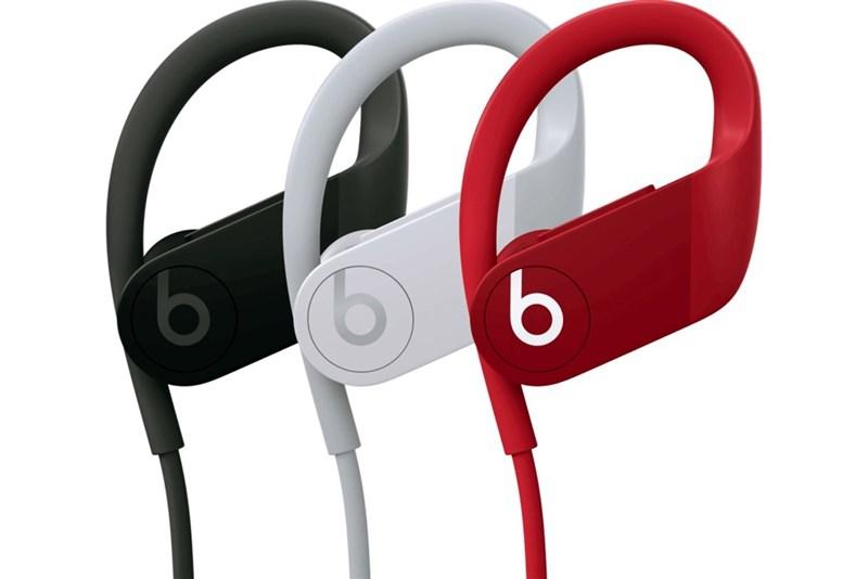 Thương hiệu Apple ra mắt tai nghe không dây Powerbeats