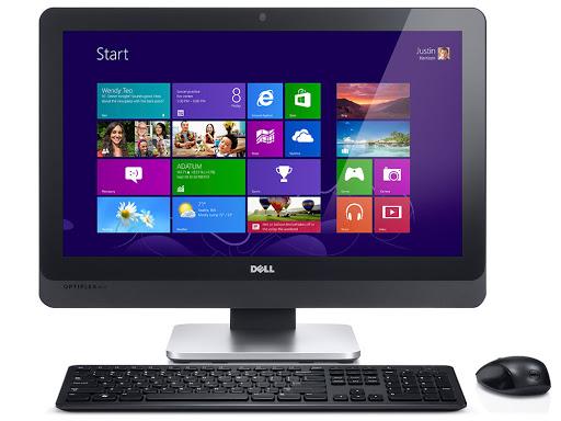 Máy tính All in One Dell OptiPlex 9030 Core i7-4770, Ram 4Gb, 500Gb, 23 inch Led Full HD