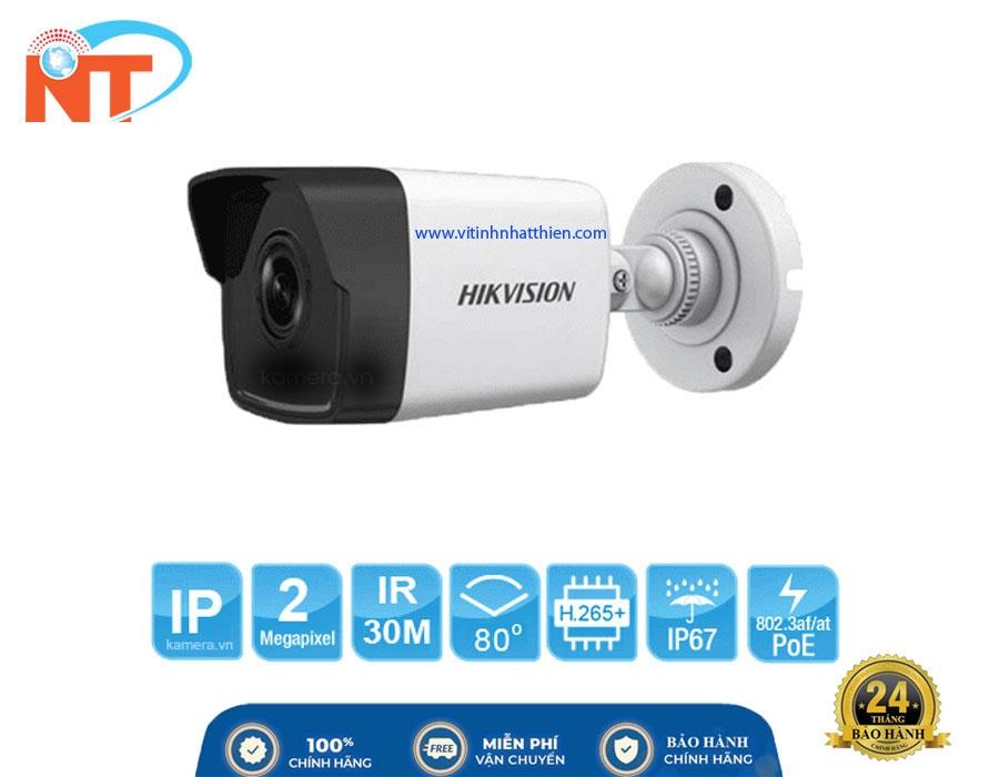 Camera IP hồng ngoại HIKVISION DS-2CD1023G0-IU  2.0 Megapixel