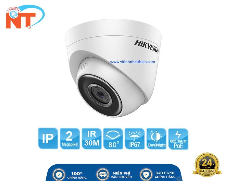 Camera IP Dome hồng ngoại HIKVISION DS-2CD1323G0E-ID  2.0 Megapixel