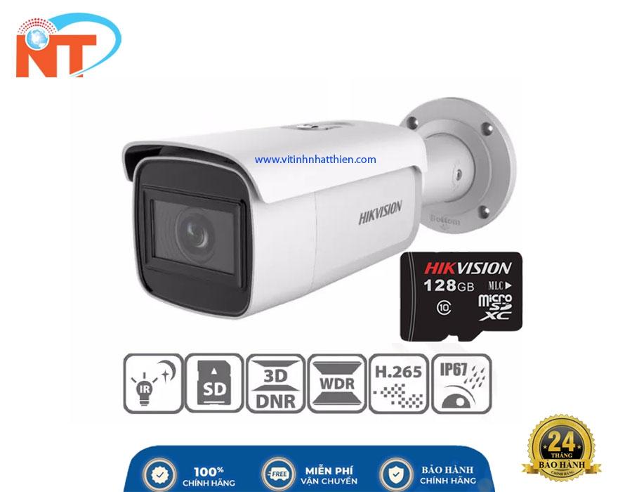 Camera IP hồng ngoại HIKVISION DS-2CD2623G1-IZS  2.0 Megapixel