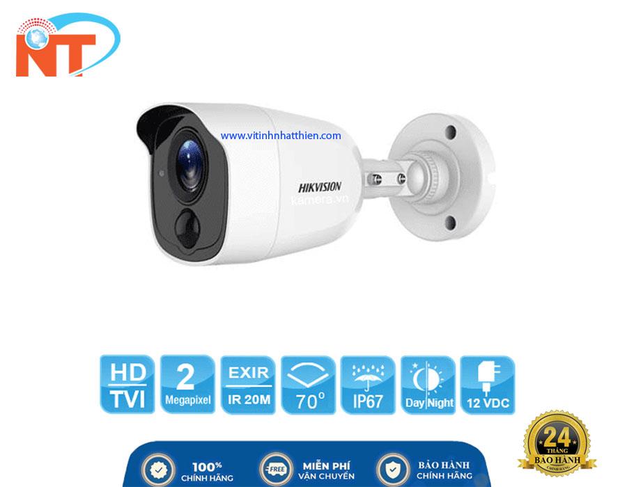 Camera HD-TVI Analog HIKVISION DS-2CE11D0T-PIRL, 2.0 Megapixel
