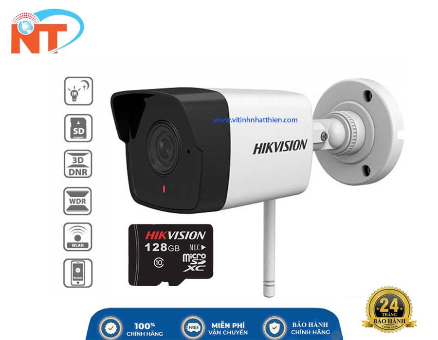 Camera IP hồng ngoại HIKVISION DS-2CV1021G0-IDW1(D)  2.0 Megapixel, tích hợp micro