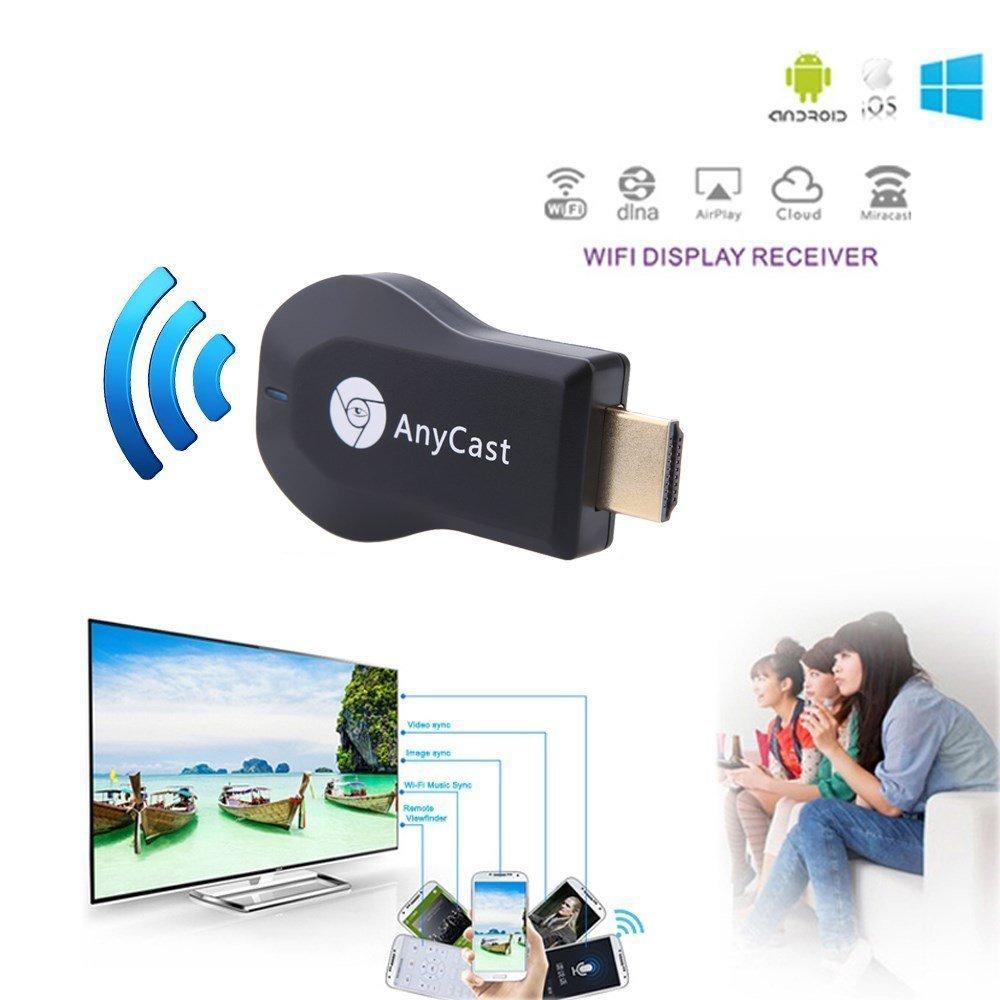 Thiết Bị Kết Nối HDMI Không Dây ANYCAST M9 PLUS