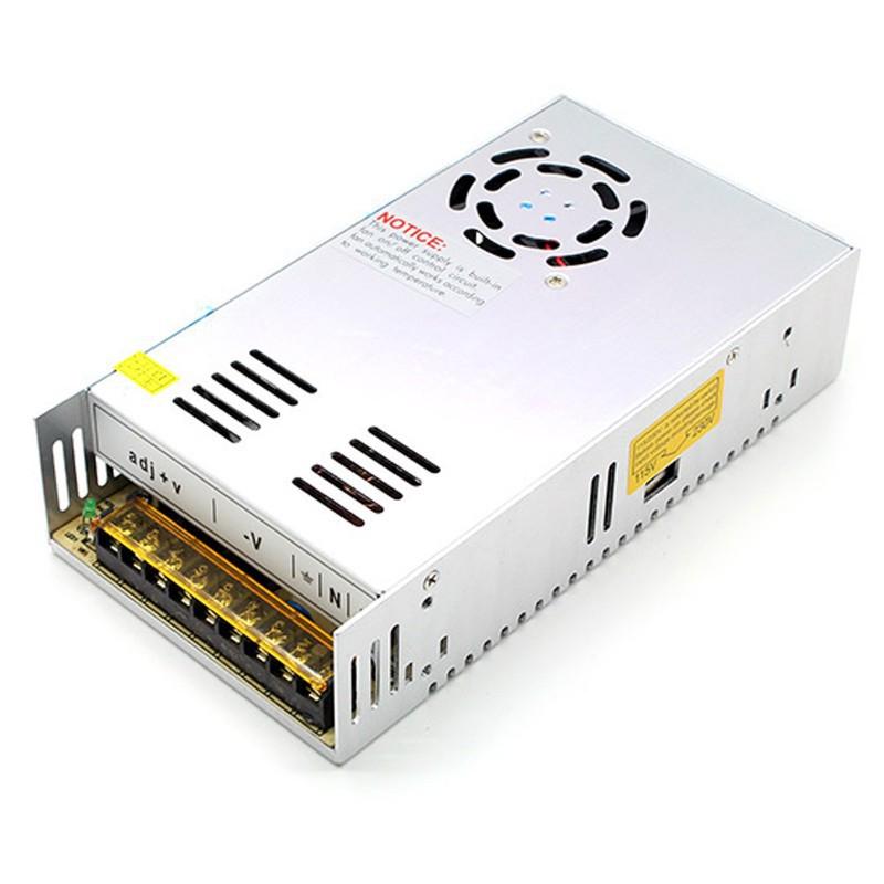 Nguồn Tổ Ong, nguồn Tổng 12V-50A chuyên dùng hệ thống Camera và Bảng hiệu đèn led