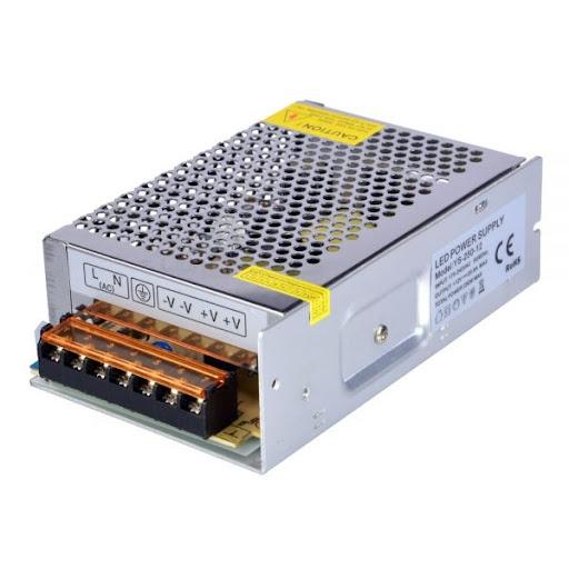 Nguồn Tổ Ong, nguồn Tổng 12V-10A chuyên dùng hệ thống Camera và Bảng hiệu đèn led