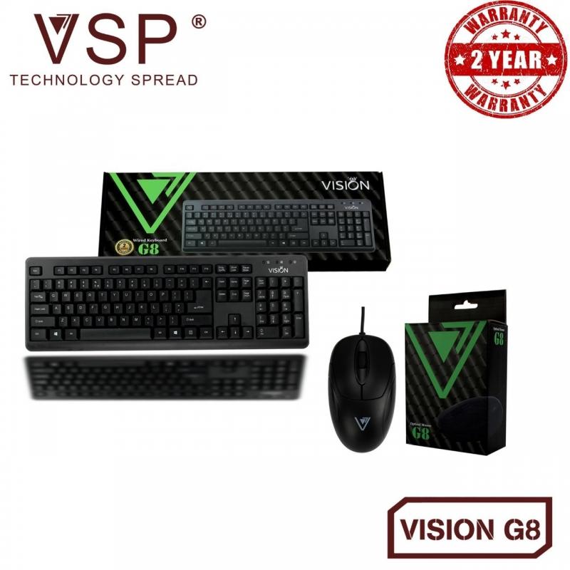 Keyboard Vision G8