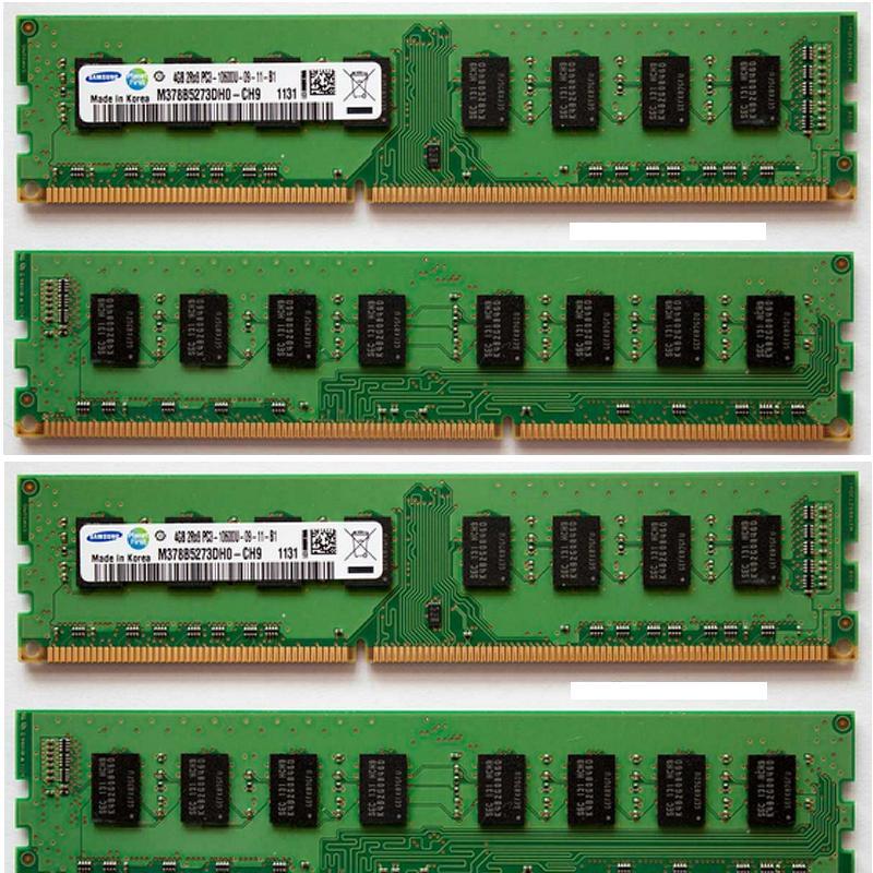 Bộ nhớ Ram PC 4Gb DDR3