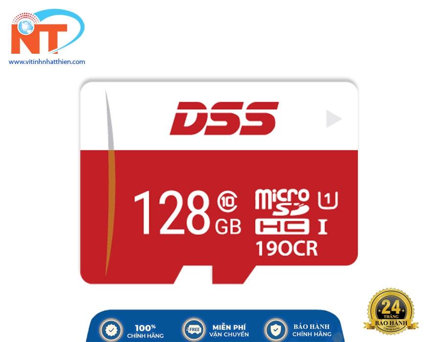 Thẻ Nhớ Micro SD Dahua DSS 128Gb Class 10, chuyên dùng camera IP, máy ảnh,...