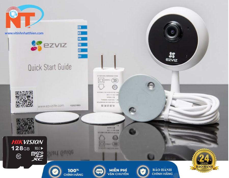 Camera mini ip wifi EZVIZ C1C-B cube 1080P, đàm thoại 2 chiều