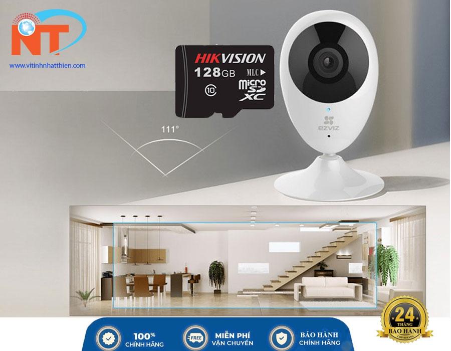Camera IP Wifi Ezviz CS-CV206 (C2C 1080P) đàm thoại 2 chiều, phát hiện chuyển động