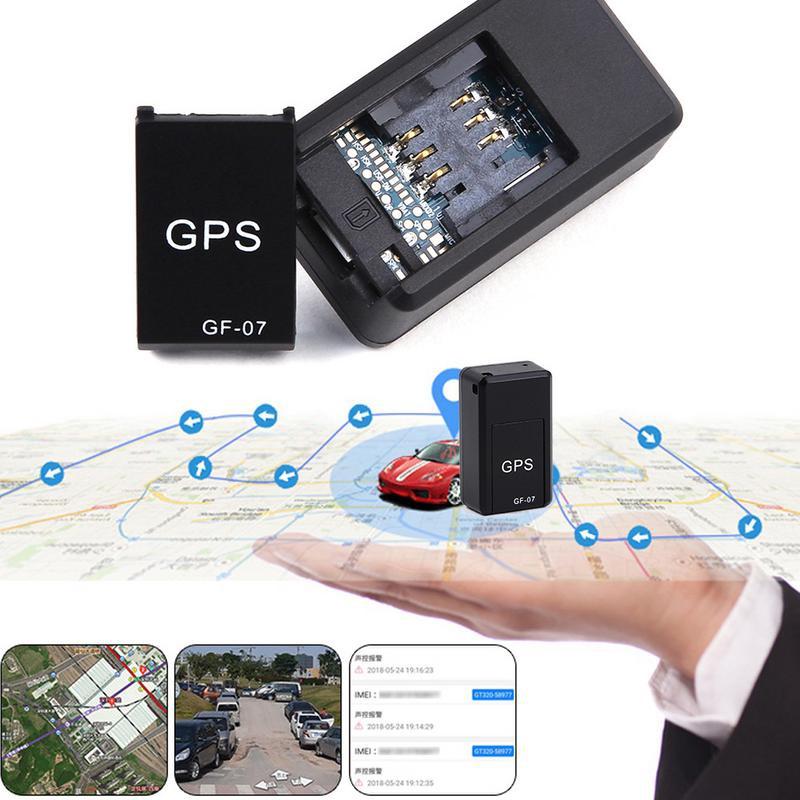 Thiết Bị Định Vị GPS Tracker Mini Không Dây GF-07