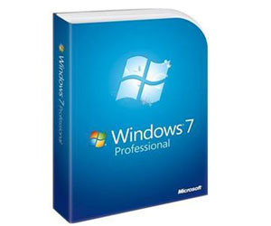 Phần mềm Windows Pro 7 32-bit English 3pk/1pk DSP 3 OEI DVD